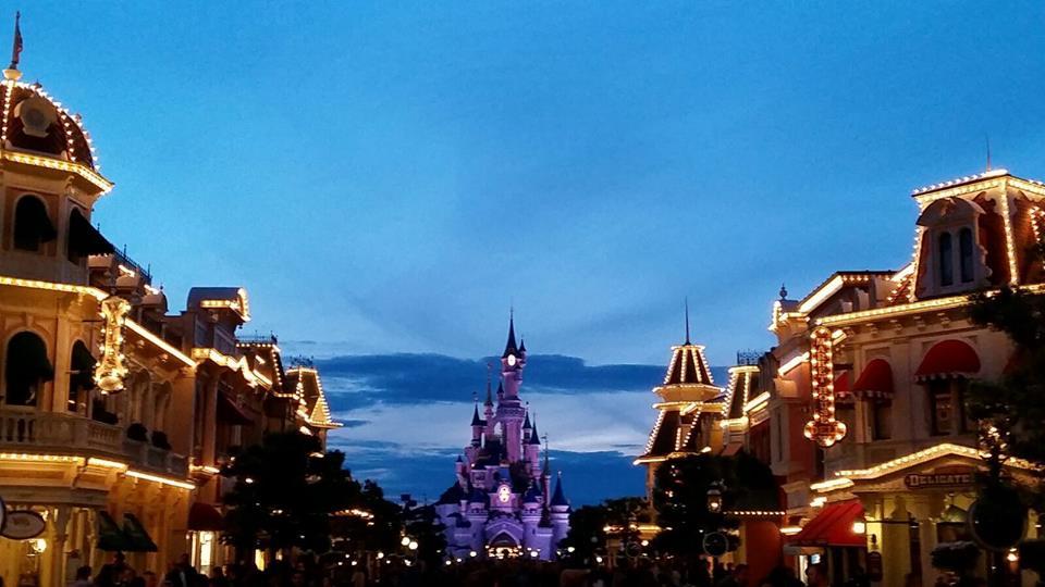 Disneyland Parijs – where dreams come true!